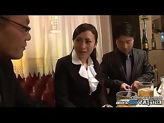 Jav secretary dominated by boss Full