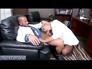 Hardcore Sex Between Patient And Doctor clip