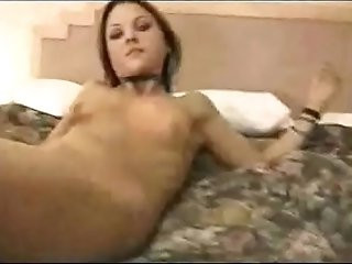 Tight Anal Goth Chick