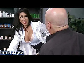 emily b Hot Patient Get Seduce And Hard doggy Style Nailed By Doctor