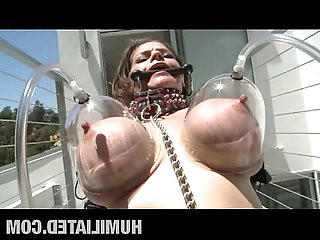 Busty Junes Husband Humiliates Her
