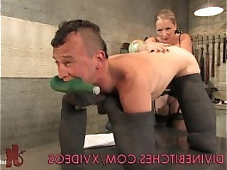 Time for Anal Training!