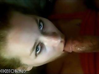 Gorgeous Girlfriend Sucking Boyfriends Cock POV