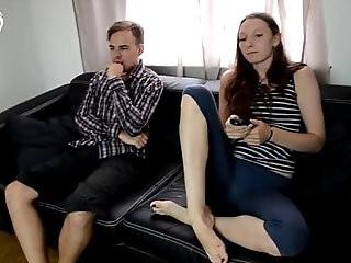 Czech soles Friends feet betrayal