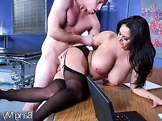 Sex Adventures On Tape With Doctor And Horny Patient Ava Addams video