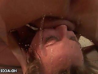 Best Cock Whore Harmony Rose Sloppy Blowjob