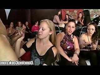 Dancingcock Interracial Cock Party