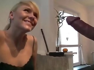 My Hot Girlfriend First Time Painful Anal strapon Fuck Facial
